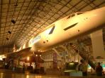 Engaging Concorde Exhibition