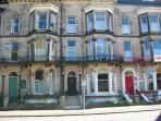 Large victorian terrace & second floor apartment