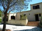 rent a villa in Drôme provencale 4-8 persons with private heated swimming pool, free WIFI, BBQ