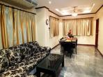 Dining Table Area with Ample Seating