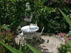 Apartment with a Private Garden -  a great place to relax, enjoy long lunches and longer evenings!