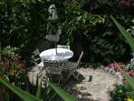 Private Garden of Apartment