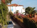 Stroll around Paraza - great views