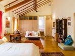 Main upper valley bedroom