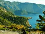 Turkey's Turquoise Coast    - Yes, it's a bit special !