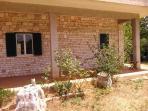 Casa Laurentia retro giardino