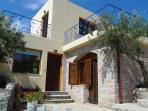Villa Spitimas Kreta, a quiet and secluded holiday haven