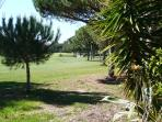 Views of Pinhal 4th Fairway From Villa Garden