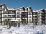 Bansko Skiing Luxury Apartment: Hotel Services