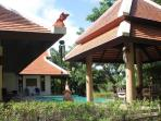Pool, Sala and Terrace