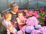 fiori e gemelle