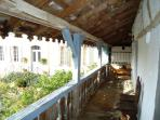 Pigeonnaire Balcony