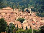 The village of Seillans