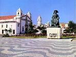 Lagos' centre