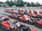 Karting Track 25 mins