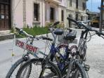 Rent a bicycle in Polis