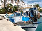 The exquisite Moraira marina, with access to a vast array of water sports