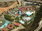 Huge Water Park only 20 minutes away