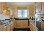 Kitchen Hand made designer kitchen with double oven,microwave, dishwasher & hoodVery well equipe