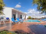 Casa Finnlee heated pool