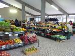 Sao Martinho do Porto daily market