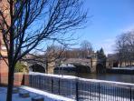 Skeldergate Bridge from Bishops Wharf