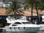 Enjoy the marina at Puerto Alcudia