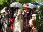 Festival of 'La Belle Epoche' held each year