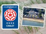 4 Star Rated Platinum Chalet for a 2nd year