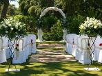 Romantic Wedding venue