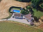 Country villa & Farmhouse apartment near Ronda