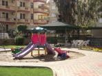 Play area/Barbeque