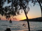 Gumusluk Sunset