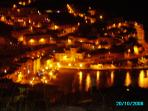 Cerbere by night