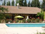 Camirout farmhouse / Villa and pool