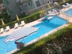 Part of pool