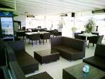 Our beach cafe.