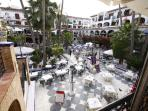 Villamartin Plaza is within walking distance, with a lively mulitcultural mix of bars & restaur