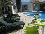 Relaxing Spot in Pool Area