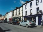 Schull town