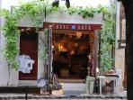 Stroll and shop through the Ancient part of Bergerac