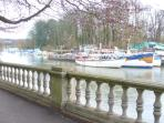 Thames river- Twickenham view