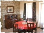 La Grange Dining room