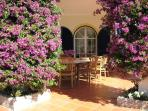 Foz do Banho: Nice gardens