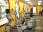Recreational facilities - Gym