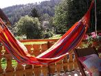 Hammock on Terrace.... Just BLISS