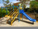 Small Children's Play Area at Seahorse