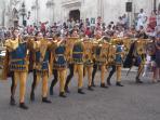 Giostra Cavalleresca parade - Sulmona