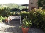Casa Florio private garden
