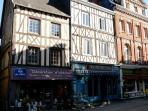 Bernay,  market town